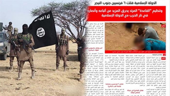 """L'Etat islamique intensifie sa communication sur le nouvel épicentre sahélien du """"Djihad""""  (Par Dr. Bakary Sambe)"""