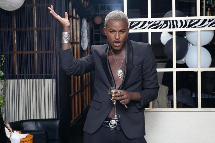 L'homosexuel Babacar Ndiaye va bientot sortir un album