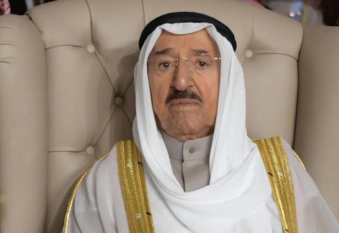 Décès aux États-Unis de l'émir du Koweit.