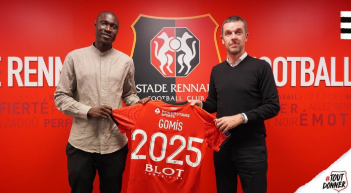 Rennes : Alfred Gomis débarque pour 5 ans.