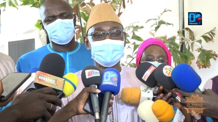 MAGAL 2020 - Promovilles reçu par Serigne Bassirou Mbacké Abdou Khadre.