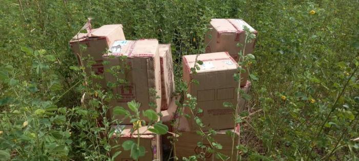 RÉSEAUX ET COULOIRS DE TRAFICS DE PRODUITS PROHIBÉS OU DE CONTREBANDE : La Douane saisit 40 000 flacons d'Artéméther injectable à Nioro (Kaolack) et 6 conteneurs d'huile végétale à Dakar.