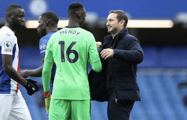 Premier League : Chelsea d'Édouard Mendy s'impose 4-0 contre Crystal Palace de Kouyaté.