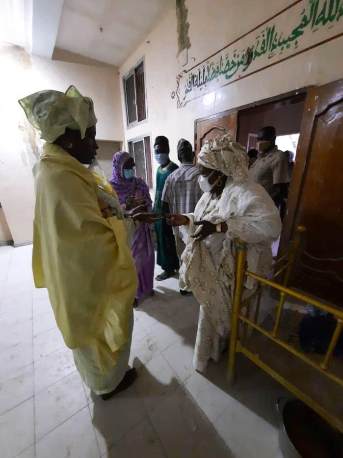 MAGAL 2020 / Les relations entre le PS et la famife Sokhna Maïmouna Mbacké Khadim Rassoul perpétuées.