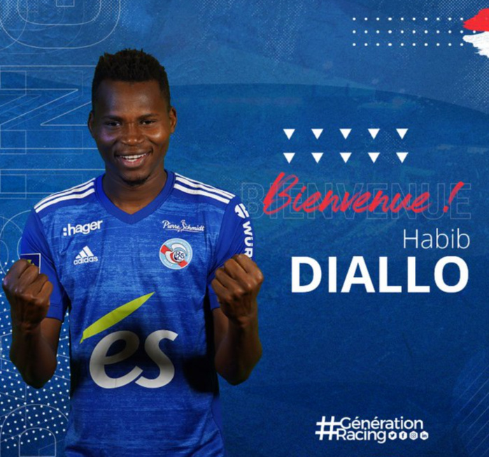Mercato : Habib Diallo débarque à Strasbourg pour 10 millions d'euros.