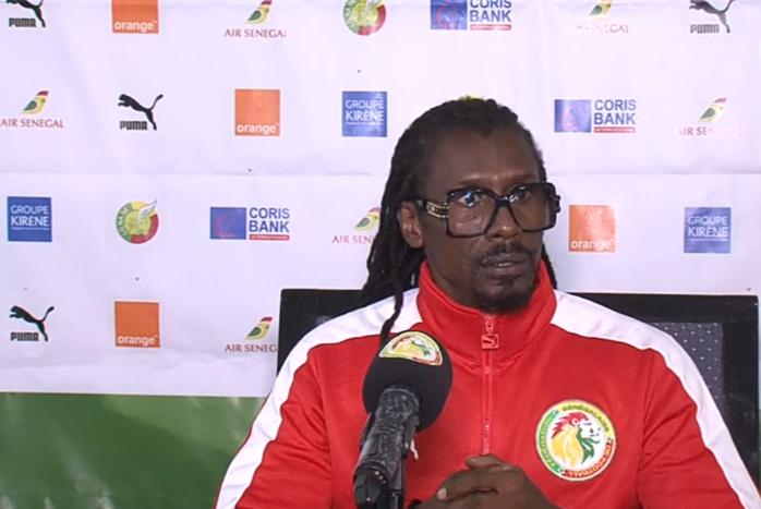 Aliou Cissé : «À l'heure où je vous parle tous les clubs ont libéré les joueurs»