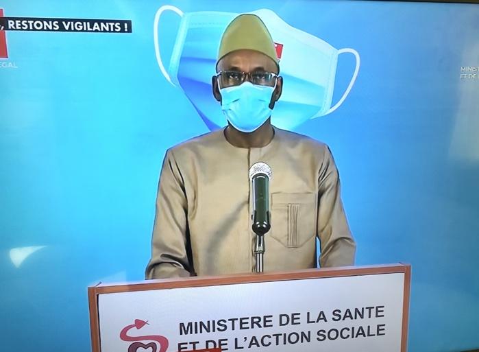 SÉNÉGAL : 33 nouveaux cas testés positifs au coronavirus, 62 nouveaux guéris, un nouveau décès et 4 cas graves en réanimation