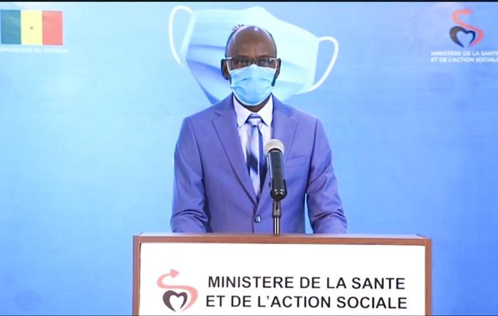 SÉNÉGAL : 16 nouveaux cas testés positifs au coronavirus, 70 nouveaux guéris, aucun nouveau décès et 3 cas graves en réanimation