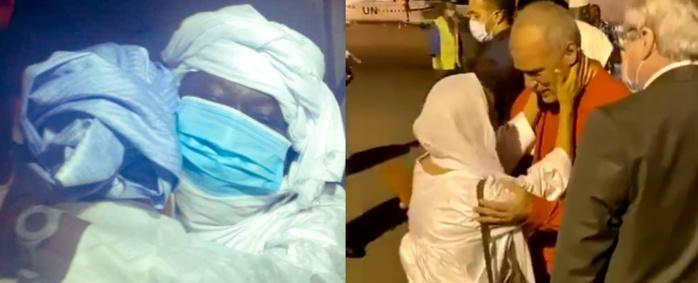 Mali : Soumaila Cissé et Sophie Pétronin sont arrivés à Bamako.