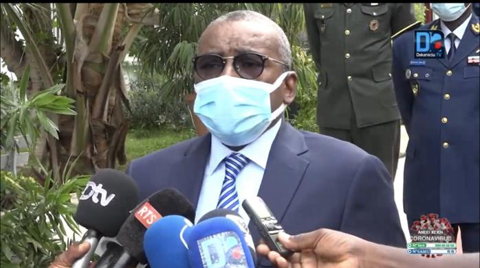 800 millions pour les 79 déguerpis de Terme Sud : Le ministre des Forces Armées confirme l'appui du Président Macky Sall.