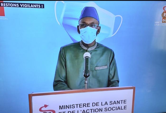 SÉNÉGAL : 23 nouveaux cas testés positifs au coronavirus, 68 nouveaux guéris, aucun nouveau décès et 5 cas graves en réanimation