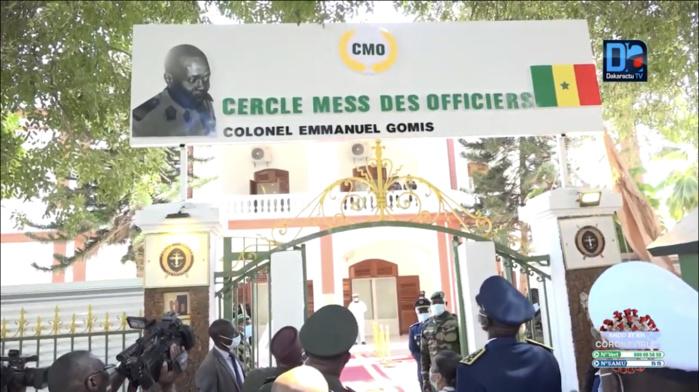 Opérations foncières de l'Armée : Délocalisation du Cercle Messe des officiers, le site cédé à la Bceao