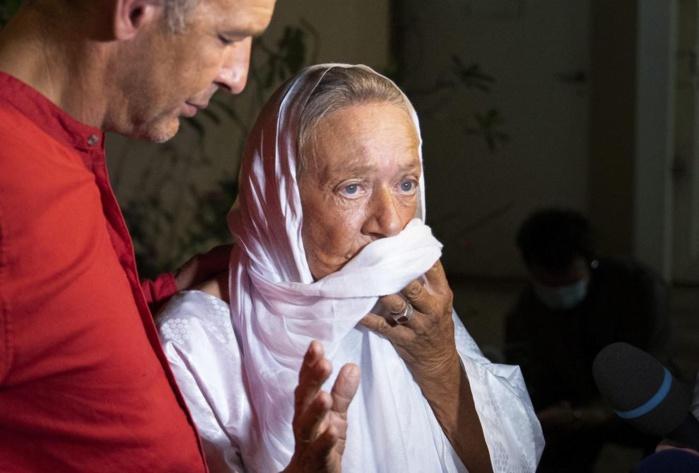 L'ancienne otage Sophie Pétronin révèle s'être convertie à l'Islam