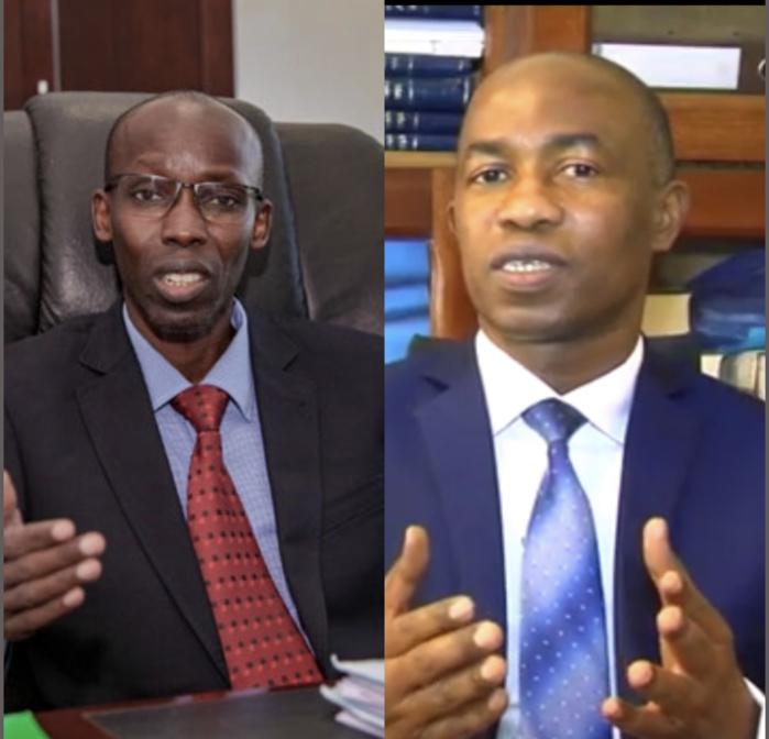 Sortie publique de magistrats sur une décision rendue par la Justice : Le rappel à la loi du directeur des Droits humains à Souleymane Téliko.