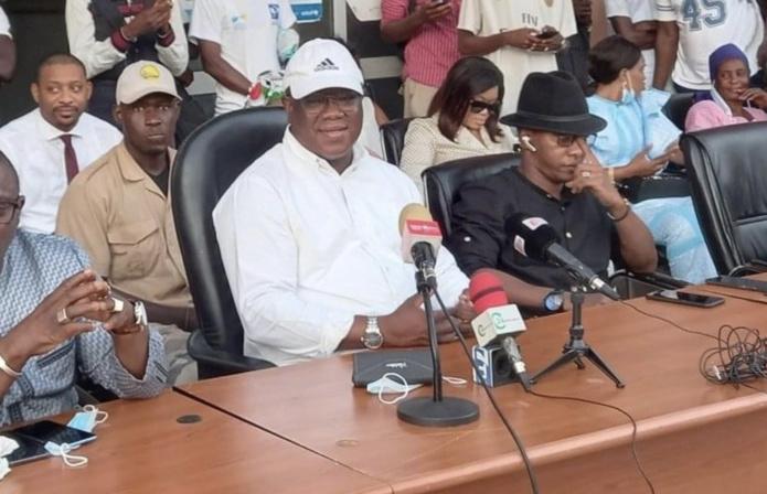 Mairie de Ziguinchor / Abdoulaye Baldé répond à Ousmane Sonko : « Personne ne peut nous gagner ici … Celui qui vient ici et ne me félicite pas, peut ne pas m'injurier ou me manquer de respect »