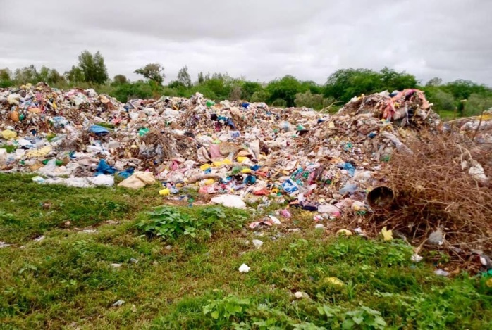 Pour la cessation des déversements d'ordures par la mairie de Fatick : Poukham Tock appelle les associations de protection de l'environnement à se joindre à la lutte.