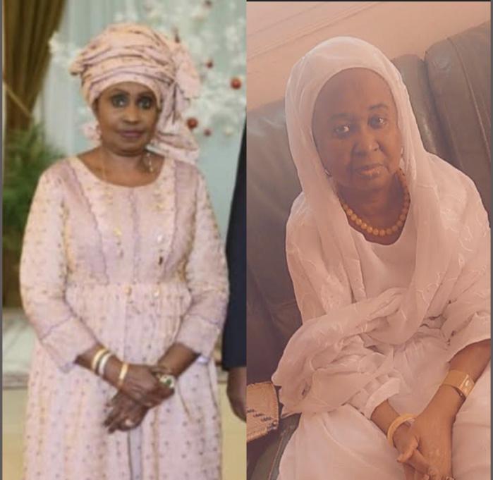 Nécrologie : La Notaire Me Nafissatou Diop Cissé a perdu sa mère.