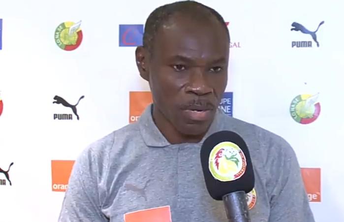 Dr Abdourahmane Fédior fait le bilan à l'infirmerie : Sidy Sarr blessé, Gana Guèye, Krépin et Lopy incertains contre la Mauritanie.