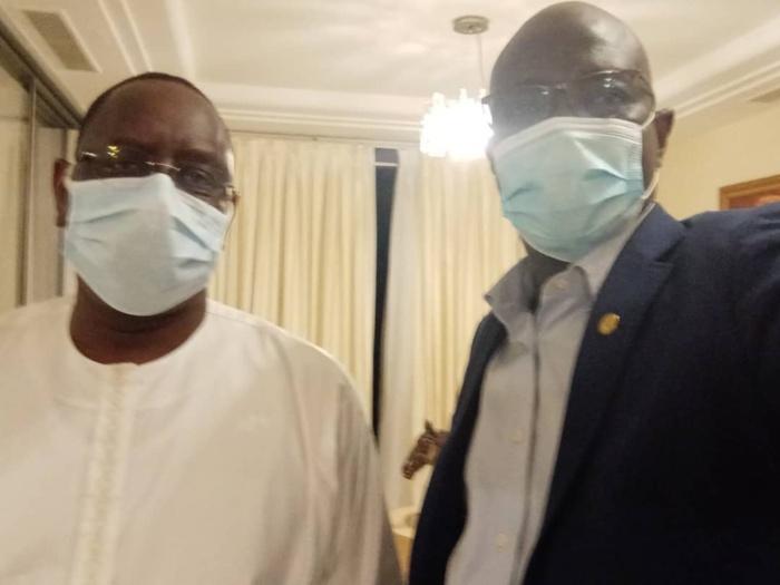 Milan : Le nouveau consul Mamadou Lamine Diouf a pris service aujourd'hui.