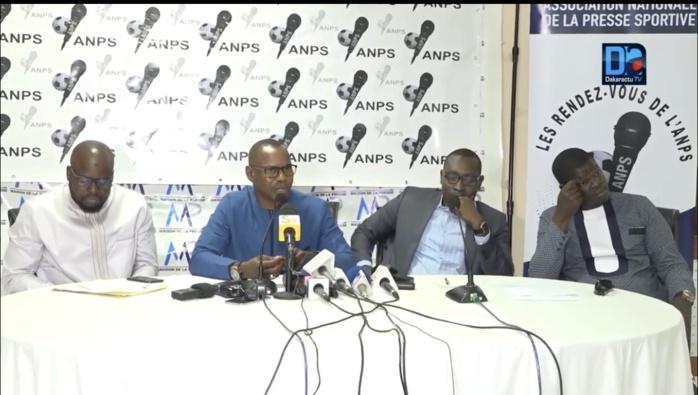 Non accréditation de la presse en ligne : L'ANPS se solidarise et prie instamment la FSF de revenir sur cette décision inique.