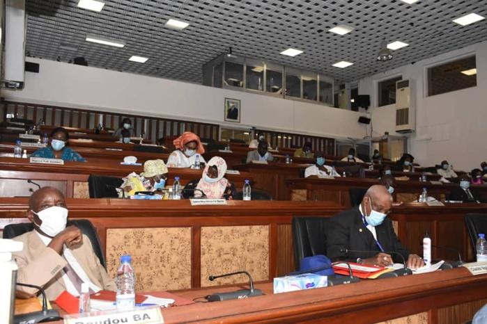 Clôture deuxième session ordinaire du Cese : 15 recommandations formulées dans un rapport pour l'amélioration du système de santé au Sénégal