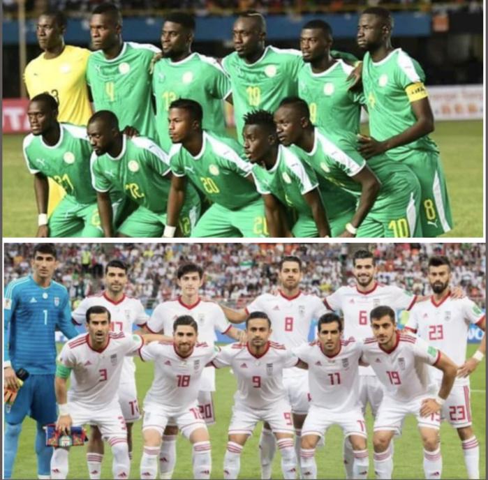 Match amical Sénégal - Iran : La rencontre pourrait bientôt se tenir...