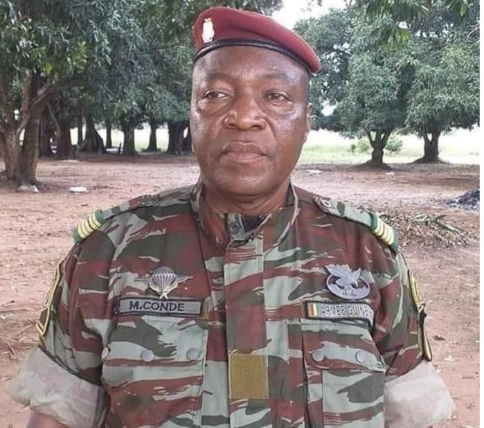 Guinée Conakry : Que sait-on des raisons de la mutinerie qui a coûté la vie au colonel Condé ?