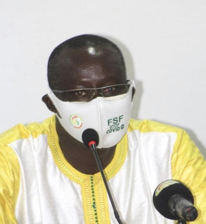 Sénégal - Guinée Bissau / Me Augustin Senghor rassure sur le respect du protocole sanitaire : « Quand nos parents Bissau-guinéens seront là… »