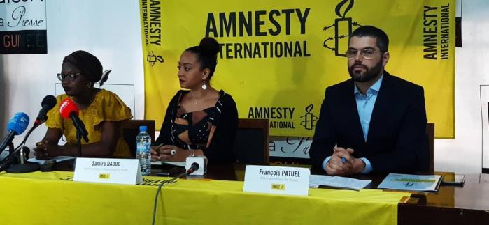 Guinée : « Les autorités doivent garantir la protection de toute la population avant, pendant et après l'élection présidentielle » (Amnesty International)