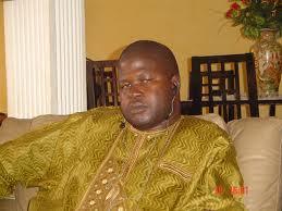 """El hadj Doudou Diagne Diécko confiant ses impressions, déclare : """"parmi les anciens compagnons de Modibo Diop, seul Pape Diop a été reconnaissant""""."""