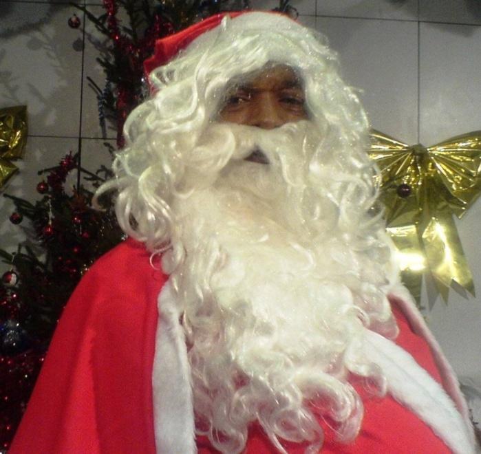 Lettre d'un enfant non-voyant à Papa Président Noël