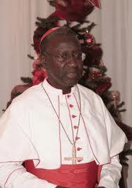 Veillée de noël : Le cardinal Théodore Adrien Sarr  se prononce ce 24 Décembre à 11h