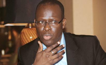 Cheikh Bamba Dièye se moque des Saint-Louisiens