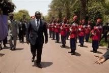 Le Président Macky Sall prend possession du palais
