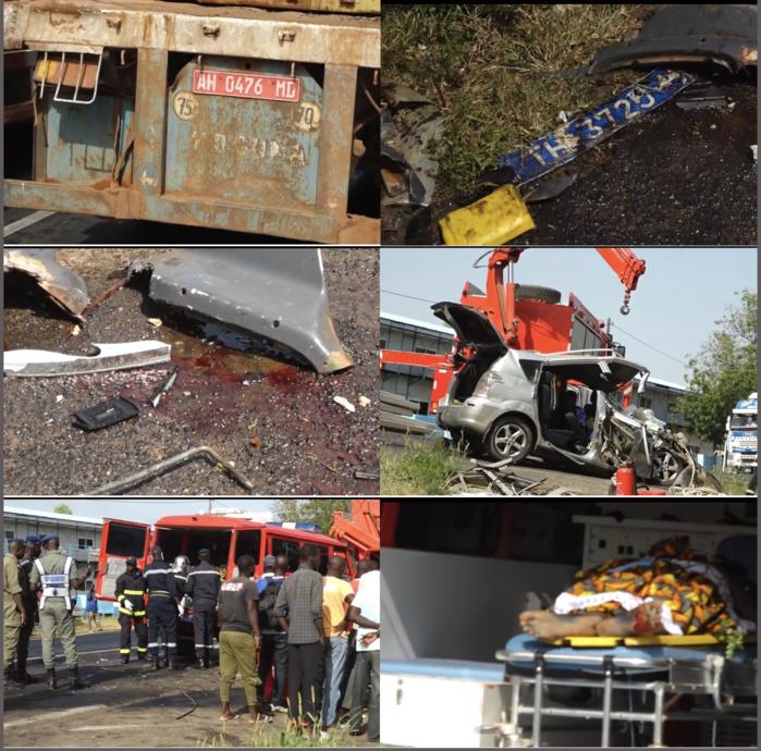 Gamboul - Accident ayant coûté la vie à 5 personnes : Le véhicule n'avait pas de licence de transport passagers.