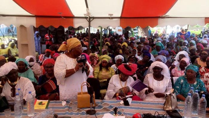 Assemblée Générale : Les femmes de BBY du département de Fatick magnifient les efforts du président Macky Sall en faveur de la femme.