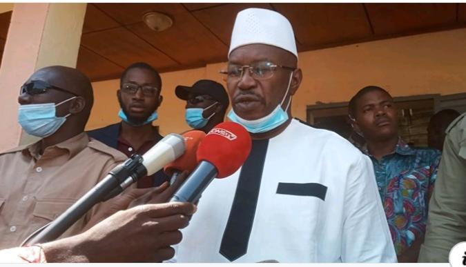 Guinée : Un candidat déplore « la création de bureaux fictifs »