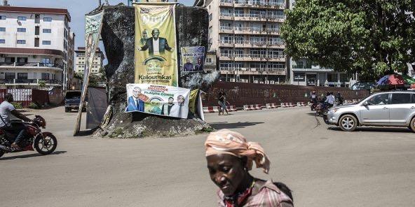 Présidentielle : La Guinée dans l'attente des résultats provisoires.