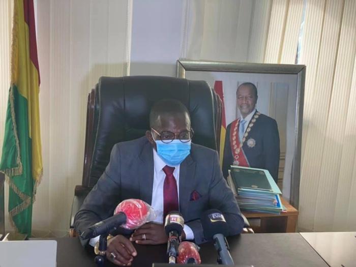 Guinée : Le ministre de la Justice donne les raisons de la séquestration de Cellou Dalein Diallo.