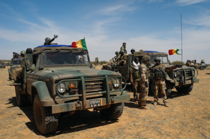 Mali : L'armée accède à Farabougou.
