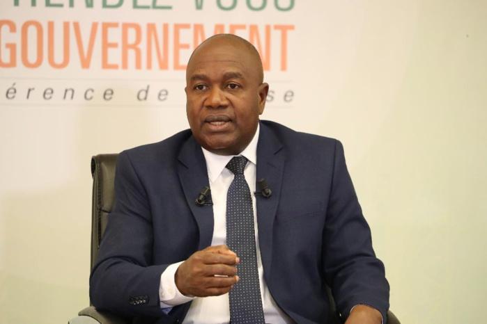Cote d'Ivoire : Décès du ministre de l'Administration du territoire.