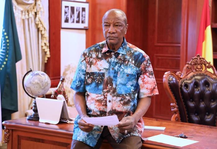 Guinée Conakry : Déclaré vainqueur, les premiers mots de Alpha Condé.