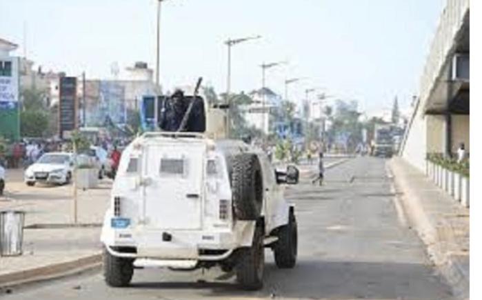 Ambassade de Guinée au Sénégal : Calme plat après la publication officielle des résultats de la présidentielle.