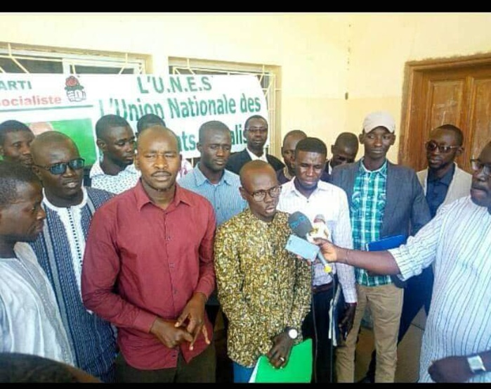 Sortie de Serigne Mbaye Thiam : L'Union nationale des enseignants socialistes se démarque et appelle au respect de la ligne directrice du PS.