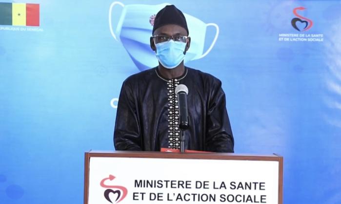 SÉNÉGAL : 14 nouveaux cas testés positifs au coronavirus, 62 nouveaux guéris, 1 nouveau décès et 6 cas graves en réanimation