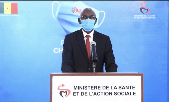 SÉNÉGAL : 6 nouveaux cas testés positifs au coronavirus, 121 nouveaux guéris, aucun nouveau décès et 7 cas graves en réanimation