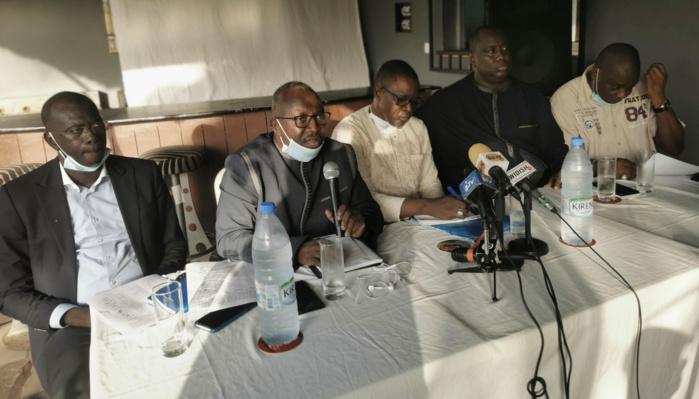 Assemblée générale du Stade de Mbour / Les membres du comité directeur choisissent leur candidat et invitent le préfet à retenir une date.