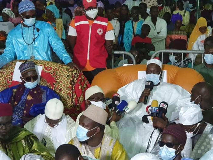 Gamou Thiénaba 2020 / Abdou Karim Sall : «Le Président de la République sollicite vos prières pour la stabilité et la paix mais aussi contre le coronavirus»