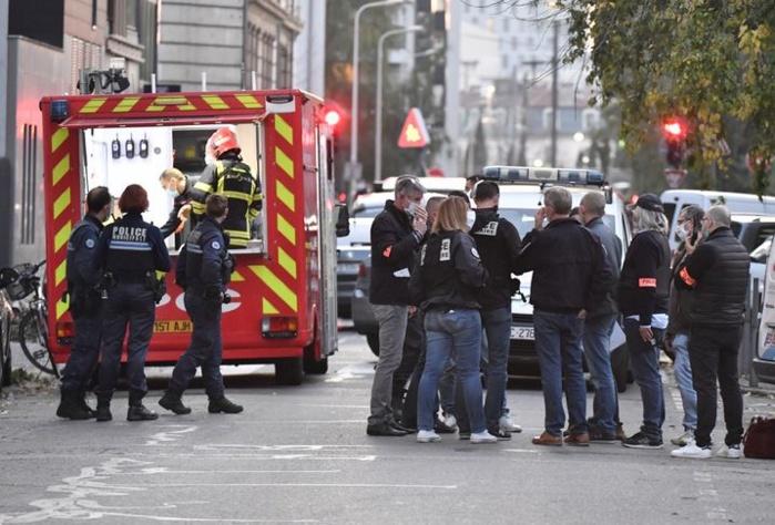 France : Un prêtre orthodoxe blessé par balle à Lyon, l'auteur en fuite (Police)