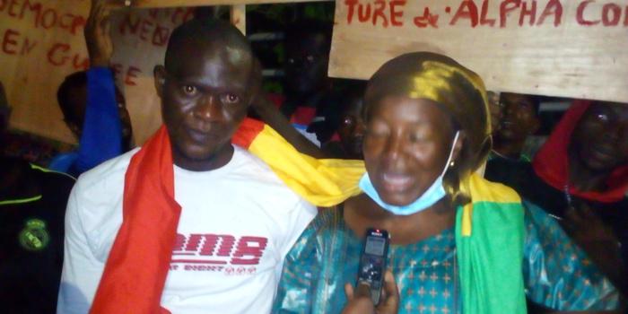 Crise post-electorale en Guinée / Boubacar Pilimini Diallo dit « Boubé » (SG Ufdg Diaobé-Kabendou) : « Nous sommes prêts à aller jusqu'au bout pour déloger ce régime dictateur, de voleurs qui a fini de piller et d'appauvrir le pays et le peuple… »